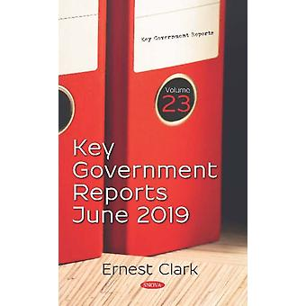 Key Government Reports by Edited by Ernest Clark