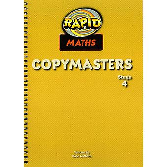Rapid Maths Stage 4 Photocopy Masters by Griffiths & Rose