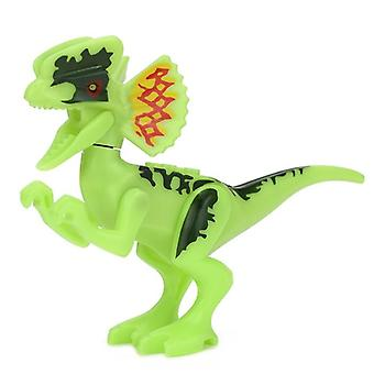 Glow In The Dark, dinosaure jurassique lumineux