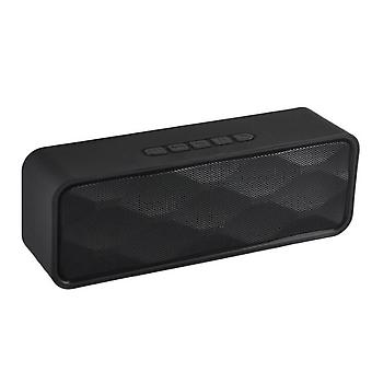 Portable Bluetooth 5.0 Speaker Multimedia Usb Subwoofer, Car Wireless Stereo
