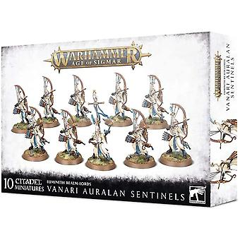 Games Workshop Age of Sigmar Lumineth Realm-Lords: Vanari Auralan Sentinels