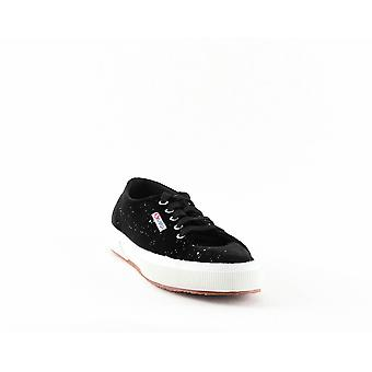 Superga | 2750 Zapatillas de cordones Velvet Glitter