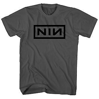 Nine Inch Nails T Shirt Official Box Logo Nine Inch Nails T-Shirt