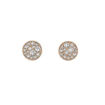 Boucles d'oreilles Emozioni Purity Gold Plated EE014