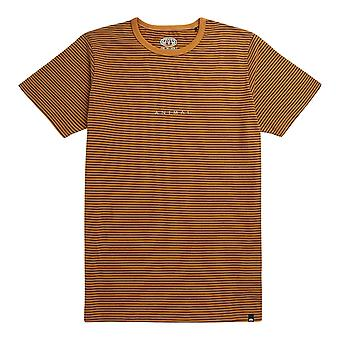 Animal Deluxe T-Shirt - Buckthorn Brown