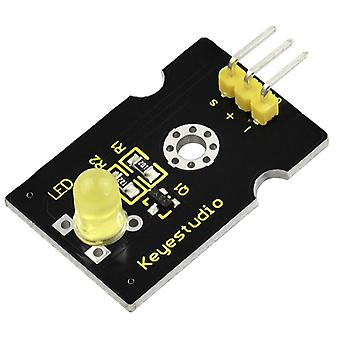 Keyestudio Yellow 5mm LED Module