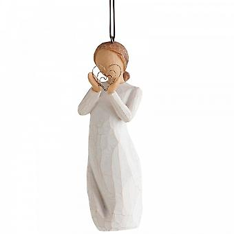 Willow Tree Lots Of Love Hanging Ornament