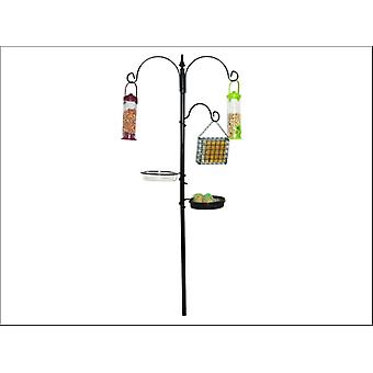 Kingfisher Traditional Bird Feeder Station BFS