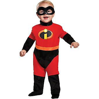 Incredibles Classic Infant Costume