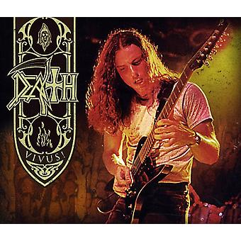 Death - Vivus: Deluxe [CD] USA import