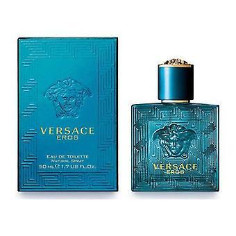 Versace Eros Pour Homme Eau de toilette spray 50 ml