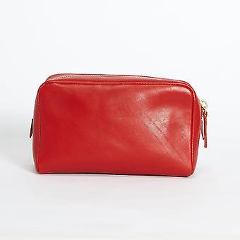 Červená kůže Víceúčelová taška od LPOL