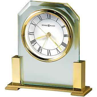 Howard Miller Paramount Tabletop Clock - Gold