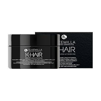متعدد الفيتامينات قناع الشعر لا شيء