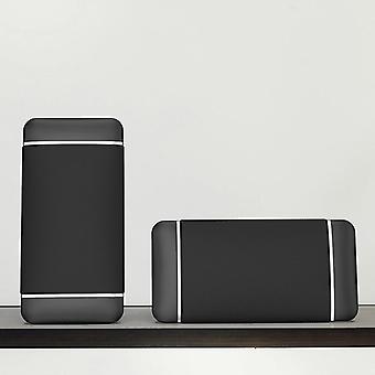 2 Pieces Wired Usb + Aux Mini Pc Speaker For Laptop Desktop Phone 5w Audio
