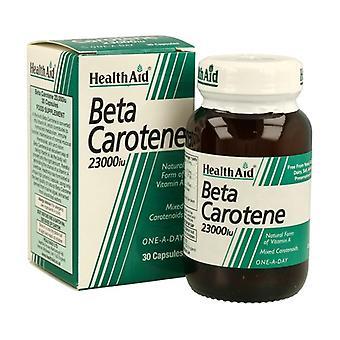 Beta Carotene 23,000Ui 30 capsules
