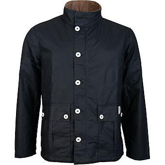 Barbour Qube Wax Jacket