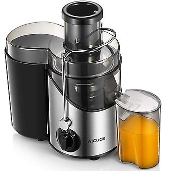 Juicer Machines, Aicook 2020 Upgraded Chopping Blade Wide Mouth Juicers