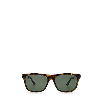 Gucci GG0687S havana męskie okulary przeciwsłoneczne