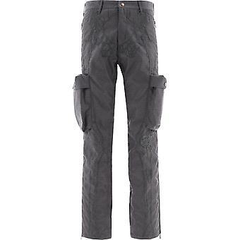Formy Studio Uccgrey Men's Grey Nylon Pants
