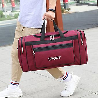 Suuren kapasiteetin kuntosalipussit, Sport Men Fitness Gadgets