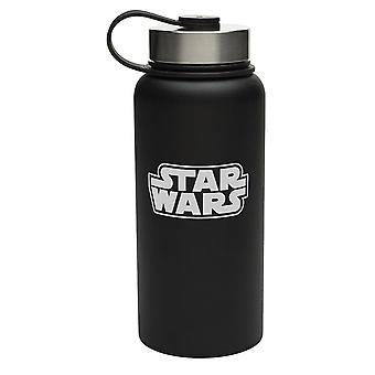 Star Wars-ruostumattomasta teräksestä valmistettu vesipullo