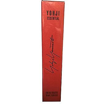 Yohji Yamamoto Yohji Essential Eau de Toilette 10ml Spray