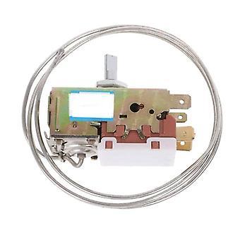 Refrigerator Parts Wdf19-k Thermostat 250v Household Metal Temperature