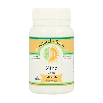 Zinc 100 tablets of 25mg