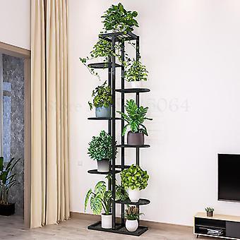 Flower Shelf Multi-layer Indoor Home Balcony Decoration Flower Multilayer Rack