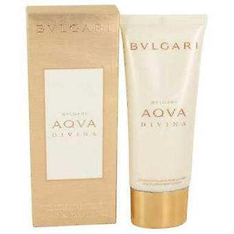 Bvlgari Aqua Divina By Bvlgari Body Lotion 3.4 Oz (women) V728-535119