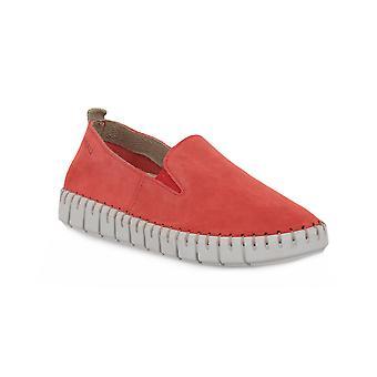 Frau red amalfi shoes