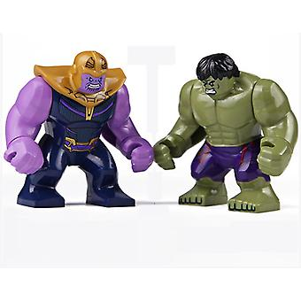 Avengers-hahmo, Diy Building Blocks,