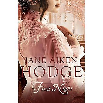 First Night by Jane Aiken Hodge - 9781912194476 Book