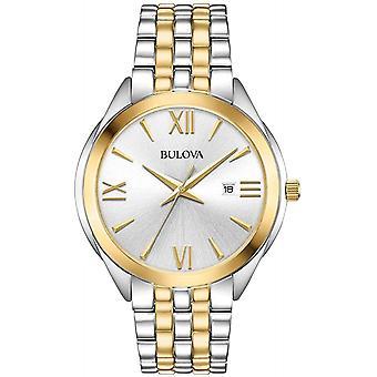 Montre-bracelet Bulova 98B331 Men's Two Tone Steel Bracelet