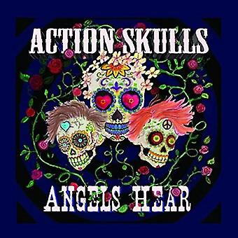 Action Skulls - Angels Hear [CD] USA import