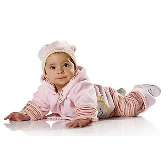 Burda Sömnad Mönster 9636 Baby Spädbarn Byxor Jumpsuit Hatt Storlek 1m-12m