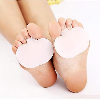 Palmilhas de silicone massageadas para bolas de pés/suporte metatarso