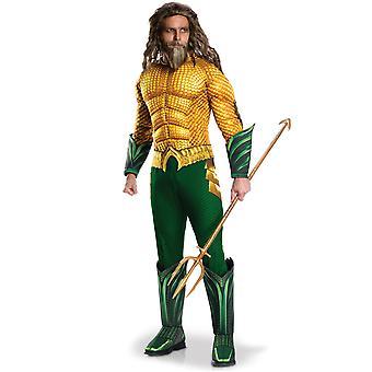 Déguisement Aquaman adulte