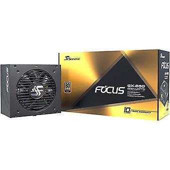 FengChun FOCUS GX-650 Vollmodulares PC-Netzteil 80PLUS Gold 650 Watt