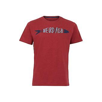 Barcod Branded T-Shirt Navy