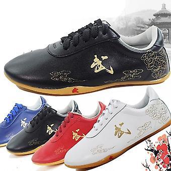 Wushu Pantofi, Taolu Kungfu Pantofi, Practica Pantofi Femei