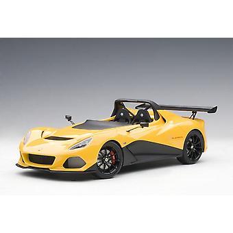 Lotus 3-Eleven sammansatt modell bil