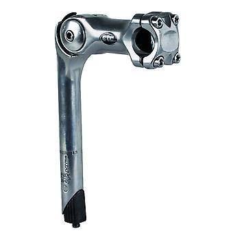 ETC Adjustable Quill Stem Silver 100mm x 25.4mm x 1 1/8