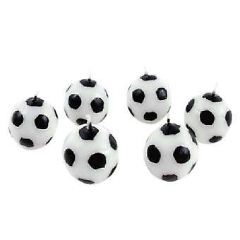 Kaarsjes Goal, 6St.