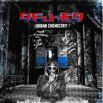 Afu-Ra - Urban Chemistry Vinyl