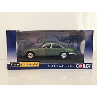 Corgi VA08805 Daimler Sovereign Series 1 4.2 -Willow Green Limited Edition