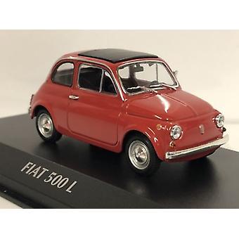 Maxichamps 940121600 Fiat 500L Punainen 1965 1:43 Asteikko