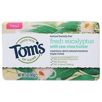 Tom's Of Maine Soap Bar Fresh Eucalyptus, 5 Oz