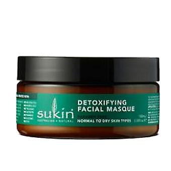 Sukin Clay Masque Detoxifying, 3.38 Oz